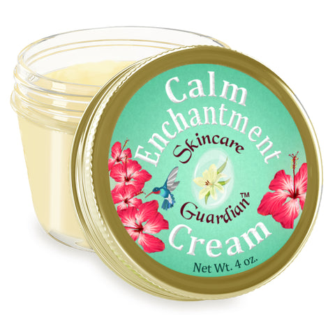 "Calm Enchantment Cream 4 oz. ""Sensual"""