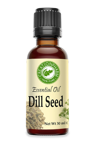 Dill Seed Oil 30ml (1oz) - Dill Essential Oil 100% Pure from Creation Pharm - Creation Pharm
