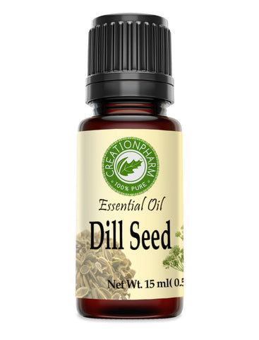 Dill Essential Oil 100% Pure from Creation Pharm -  Aceite esencial de eneldo