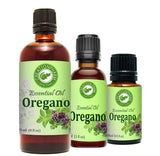 Oregano Essential Oil 100% Pure - Aceite esencial de organo - Aromatherapy, Healthy Blending - Creation Pharm