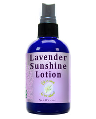 Lavender Sunshine Lotion 4 oz by SkinCare Guardian Therapeutic Body Lotion - Creation Pharm