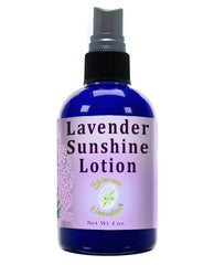Lavender Sunshine Lotion by SkinCare Guardian Therapeutic Body Lotion - Creation Pharm
