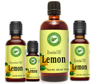 Lemon Essential Oil Creation Pharm -  Aceite esencial de limón - Creation Pharm