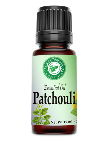 Patchouli Essential Oil 100% Pure Creation Pharm -  Aceite esencial de pachuli - Creation Pharm