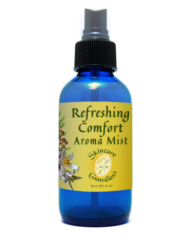Refreshing Comfort Aroma Mist 4oz 100% Pure Essential Oil Mist - Creation Pharm