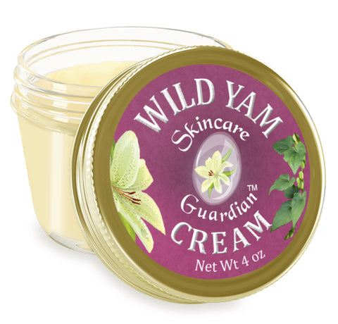 "Wild Yam Cream 4 oz. ""The Provider"""