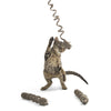 KittiChase - Silvervine Catnip Cat Chase Mouse Toy