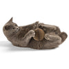 KittiWhack: Cat Scratcher Ball Toy with Silivervine Catnip