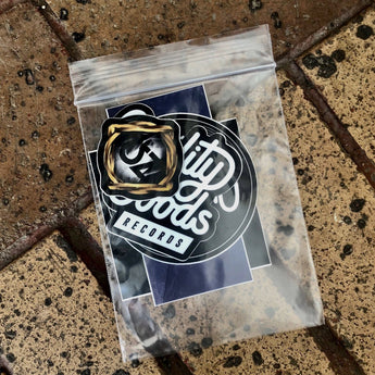 QGR // UZ STICKER PACK