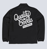 (QGR) LOGO COACH JACKET