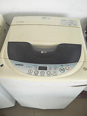 Refurbished  LG IntelloWash  6.5 Kgs WF-T7512HN Washing Machine with 1 Yr Seller Warranty