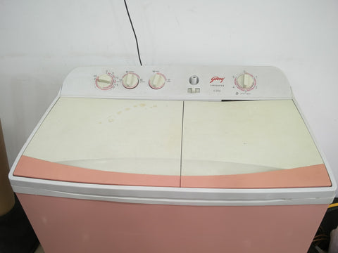 Refurbished Godrej GWS620FS Toploading Semi-Automatic 6.2 Kgs Washing Machine with 1 Yr Seller Warranty