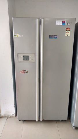 Refurbished LG GC-B217WLQ Side by Side Refrigerator 581L