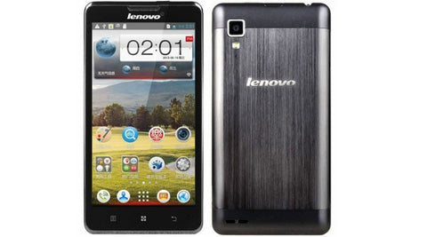 Refurbished Lenovo P780 8 GB BLACK