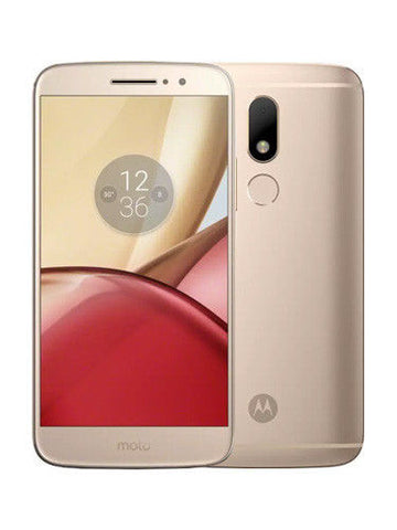 MOTO M Gold 4GB RAM 64GB ROM FingerPrint 4G LTE