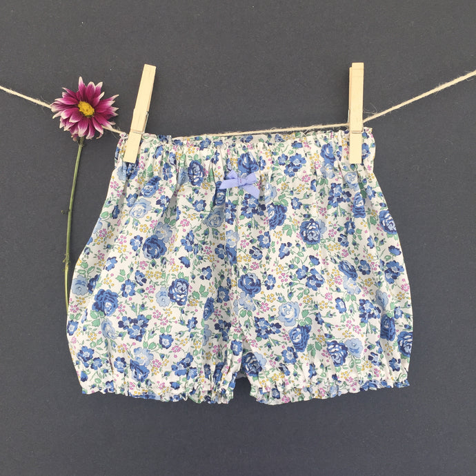 Bloomers in Liberty London Felicite Floral