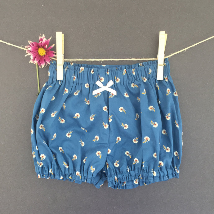 Bloomers in Japanese Cotton Floral