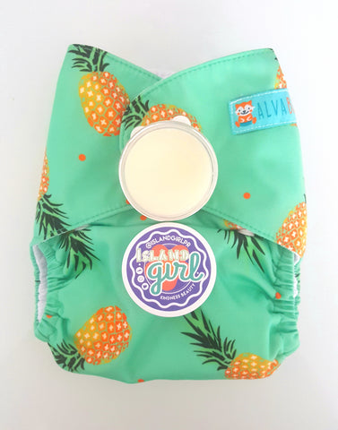 ISLAND BABY | DIAPER RASH CREAM