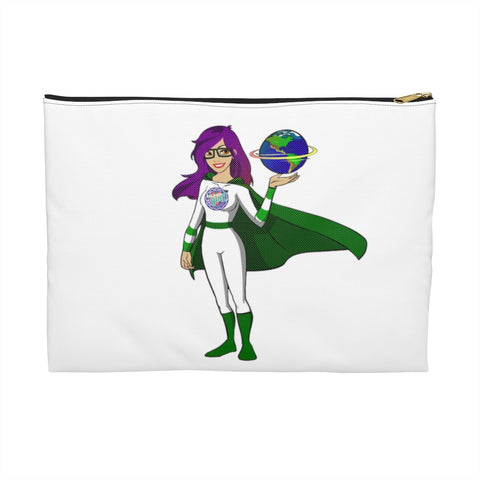 Super Island Girl Accessory Pouch