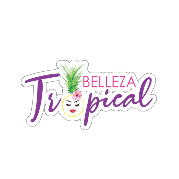 Belleza Tropical Stickers