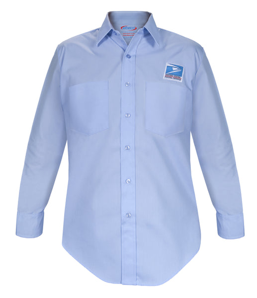 Elbeco Letter Carrier Woven Long Sleeve Shirts - KransonUniform.com