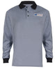 Elbeco Retail Clerk Long Sleeve Knit Polo Shirts - KransonUniform.com