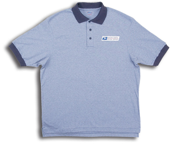 Elbeco USPS Retail Clerk Short Sleeve Knit Shirts - KransonUniform.com