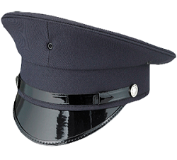 Alboum Navy Pershing Caps