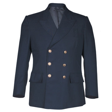 Anchor CLASS A Double Breasted Dress Coat - KransonUniform.com
