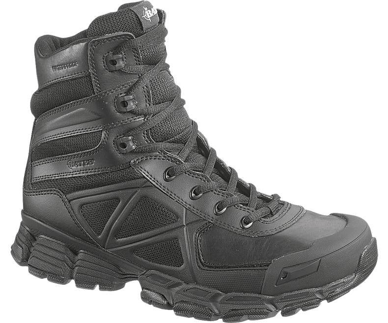 "Bates 8"" Velocitor Side Zip Waterproof Boot - KransonUniform.com"