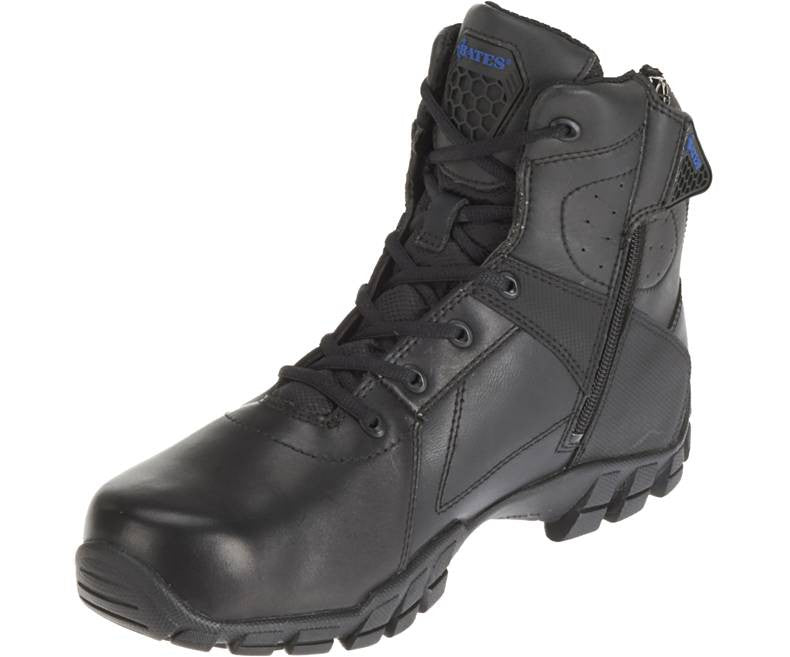 Bates Shock (Strike) 6 Side Zip Boot - KransonUniform.com