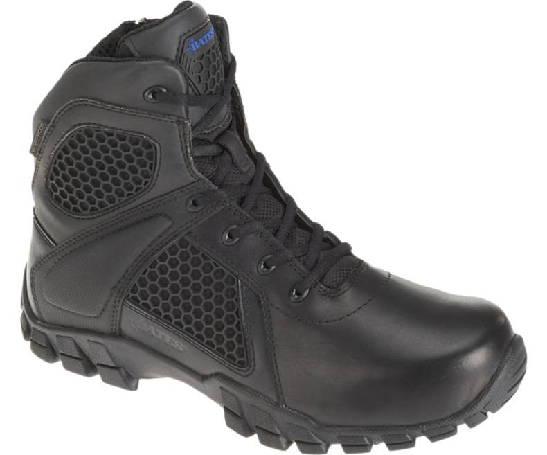 Bates Shock (Strike) 6 Side Zip Boot