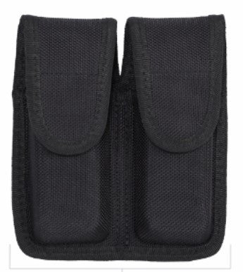 Tact Squad Double Magazine Pouch 1 - 10mm / .45 Stacked