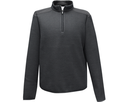Flying Cross 1/4 Zip Sweater