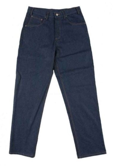Rasco FR Pre-Washed Blue Denim Jeans