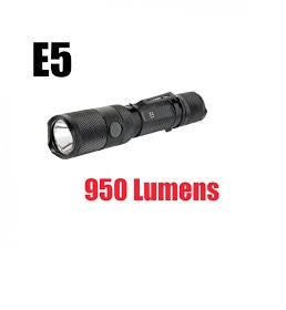 Powertac E5 950 Lumen LED Flashlight - KransonUniform.com