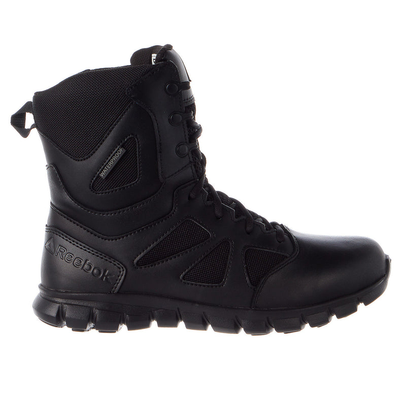 Reebok Sublite Cushion 8in Waterproof Tactical Boot RB8806 - KransonUniform.com