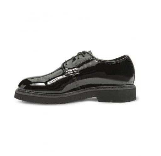 Rocky High Gloss Dress Leather Oxford Shoe 510-8 - KransonUniform.com