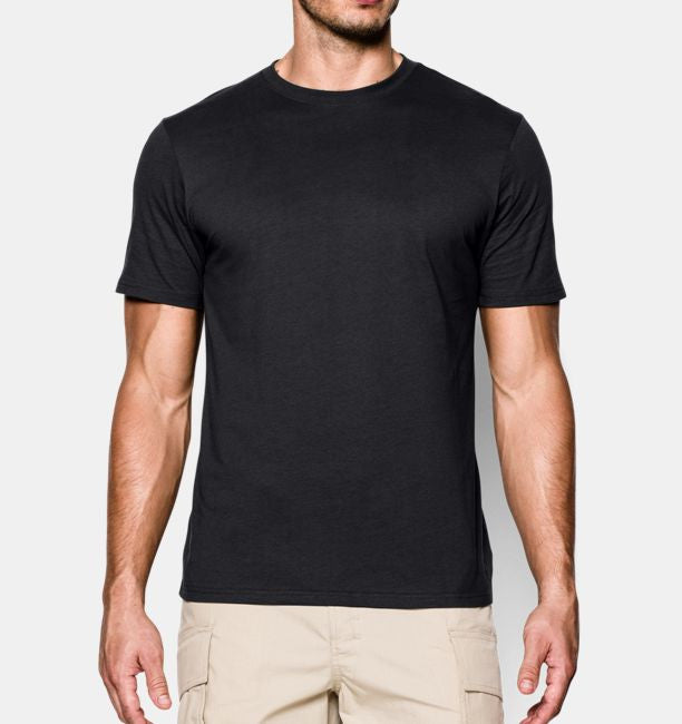 Under Armour TAC Charged Cotton Tee - KransonUniform.com