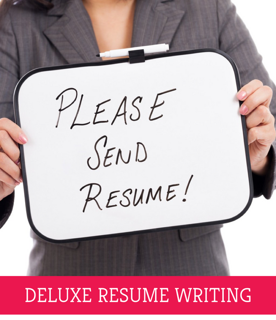 deluxe resume writing service email skype chats what do i do after
