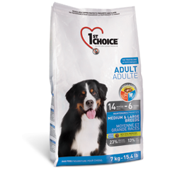 1ST CHOICE Adult Medium & Large Breeds