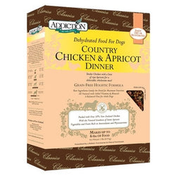 ADDICTION Country Chicken Apricot Dinner (Grain Free)