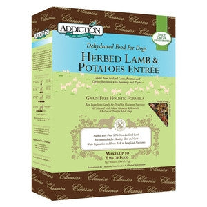 ADDICTION Herbed Lamb & Potatoes (Grain Free)