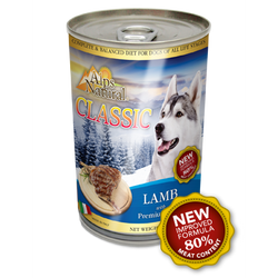 ALPS NATURAL Classic Canned Lamb with Premium Meat