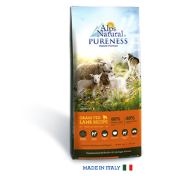 ALPS NATURAL Pureness Grass Fed Lamb Recipe