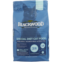 BLACKWOOD Adult Grain Free Duck & Salmon Formula
