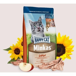 HAPPY CAT Supreme Adult Minkas Geflugel