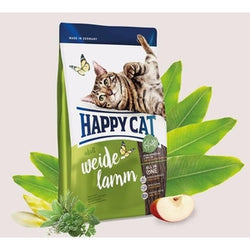 HAPPY CAT Supreme Adult Weide-Lamm