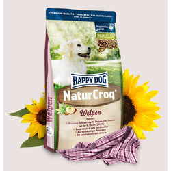 HAPPY DOG NaturCroq Welpen-  Puppies