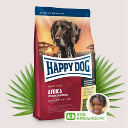 HAPPY DOG Supreme Sensible - Africa
